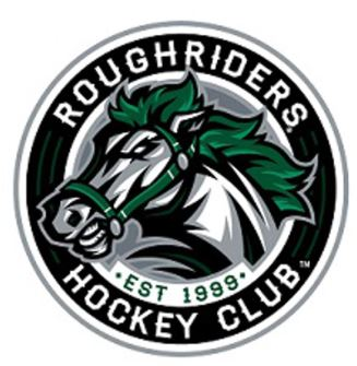 CEDAR RAPIDS ROUGHRIDERS HOCKEY